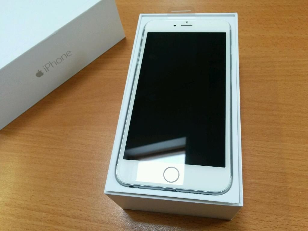 iPhone 6 white